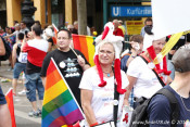 "23.07.2016 - 38. CSD (Christopher Street Day) in Berlin ""DANKE FÜR NIX"""