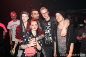 "30.01.2016 - Rainbowparty mit ""Die DiskoTIERE"" im Glad-House Cottbus"