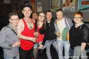 14.04.2018 - Rainbowparty mit DJ Caramel Mafia im Glad-House